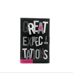 Kate Spade New York Great Expectations book clutch